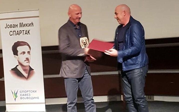 Steva Kocalka nagrada Spartak